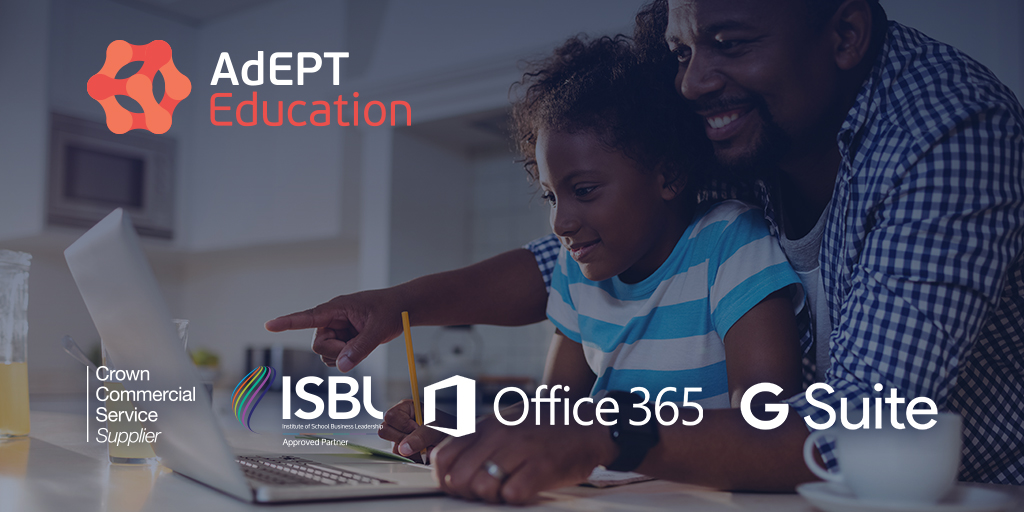 DfE Funding for Your Digital Education Platform with Google or Microsoft