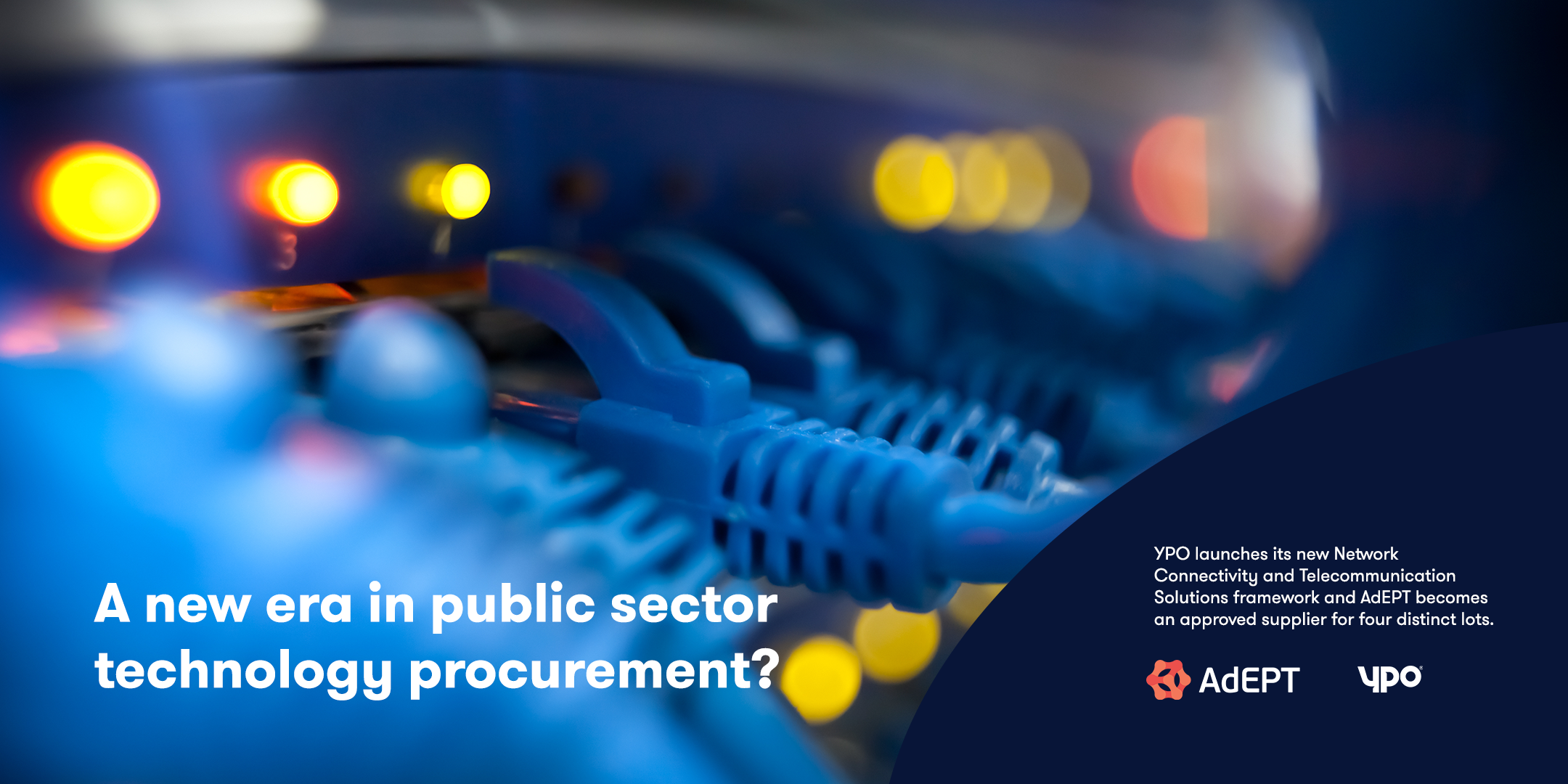 A new era in public sector technology procurement?