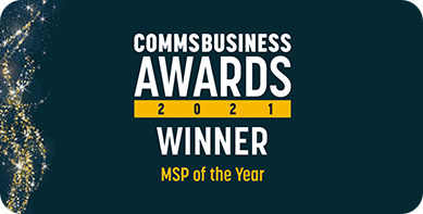 Comms Business Awards 2021 Winner